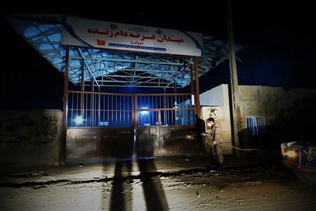 گروهی از بسیجیان شهرستان ارومیه بصورت جهادی  و خود جوش برای مقابله با شیوع کرونا ویروس، قسمتی از مناطق محمدآباد، رافا، اسلام آباد و خیابان های پرورش، ابوذر و ولیعصر شهرستان ارومیه را ضد عفونی کردند | Ali Asghar Taman