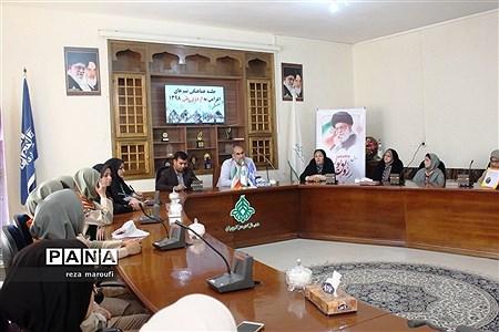 اردوی آمادهسازی پیشتازان دختر منتخب آذربایجان غربی برای اعزام به اردوی ملی |