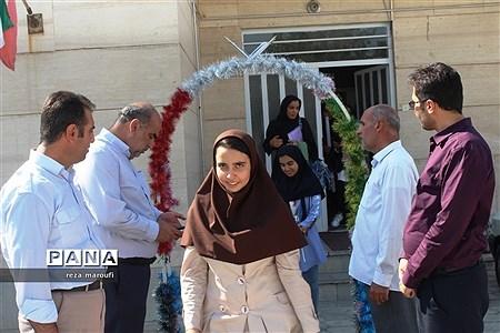 اعزام دانشآموزان پیشتاز دختر سازمان دانشآموزی آذربایجان غربی به اردوی ملی |