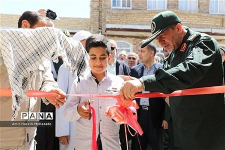 افتتاح پروژه های محرومیت زدایی در ارومیه |