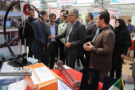 افتتاح پنجمین نمایشگاه اشتغال و توسعه کارآفرینی در ارومیه |