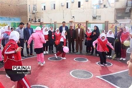 افتتاح مدرسه پویا در ارومیه |