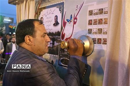افتتاحیه جشنواره گلها در ارومیه |