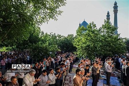اقامه نماز عید سعید فطر در ارومیه |