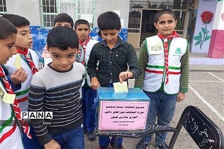انتخابات شوراهای دانشآموزی شهرستانهای آذربایجان غربی |