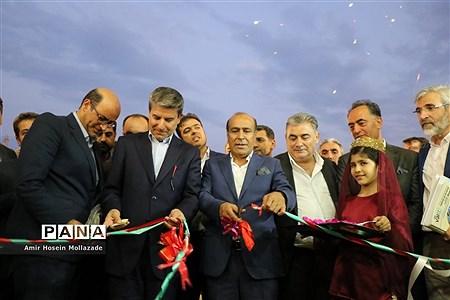 آیین افتتاح دومین نمایشگاه و جشنواره ملی گردشگری در ارومیه |