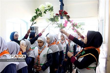 آیین جشن سپاس معلم و گرامیداشت سالروز تاسیس دانشآموزی ارومیه |
