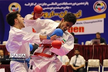 پانزدهمین دوره مسابقات بین المللی کاراته در ارومیه رده سنی جوانان |