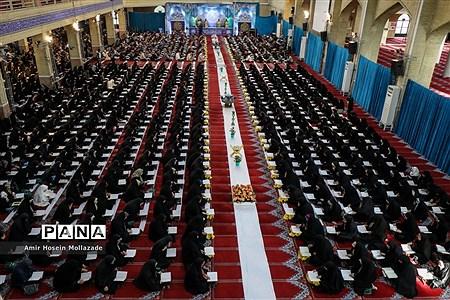 جمع خوانی قرآن کریم در ارومیه |