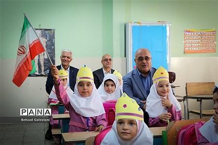 مانور آمادگی بازگشایی مدارس در ارومیه |