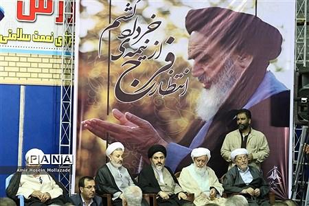مراسم بزرگداشت ارتحال امام خمینی (ره) در ارومیه |