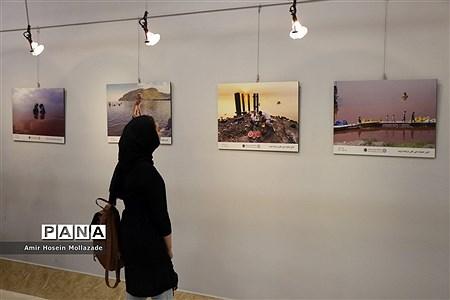 نمایشگاه اولین جشنواره ملی عکس دریاچه ارومیه |