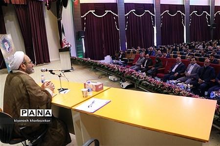 نشست علمی تخصصی مدرسه صالح در ارومیه |