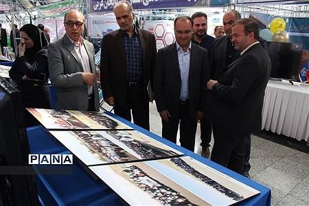 نمایشگاه دستاوردها و فعالیتهای فرهنگی و اجتماعی طرح احیای دریاچه ارومیه |