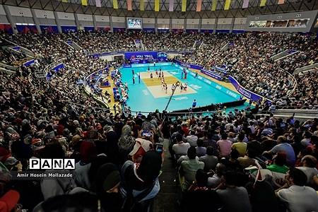 هفته سوم لیگ ملتهای والیبال  ایران 3 - 2 لهستان |
