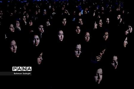 آیین افتتاحیه سراسری اردوهای راهیان نور کشور |
