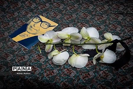 تشییع پیکر حسین دهلوی |