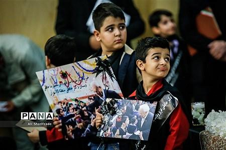 مراسم ختم مرحوم محمدرضا حافظی |