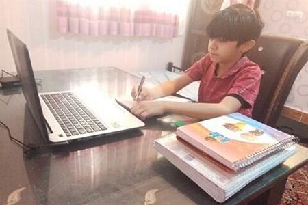 درس خواندن دانش آموزان سیستان و بلوچستان در ایام تعطیلات پیشگیرانه کرونا ویروس | tahmineh marashezadeh
