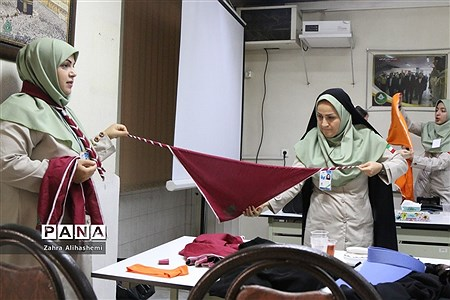 بدرقه پیشتازان تهرانی برای حضور در اردوی ملی |