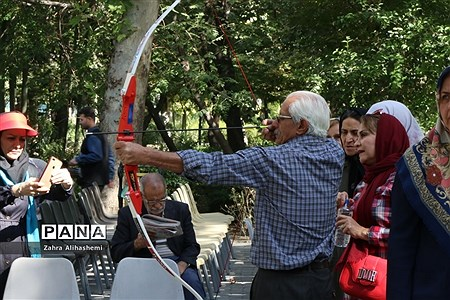 همایش فعالیتهای ورزشی بازنشستگان فرهنگی شهر تهران |
