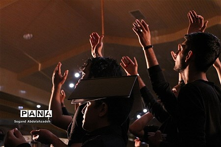 مراسم شب احیا بیست و سوم ماه رمضان در مصلی مرکز مازندران |