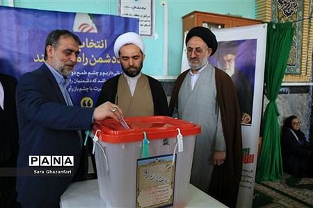 یازدهمین دوره انتخابات مجلس شورای اسلامی در ساری |