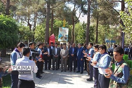 افتتاحیه همایش ملی شوراهای دانشآموزی استان ها |