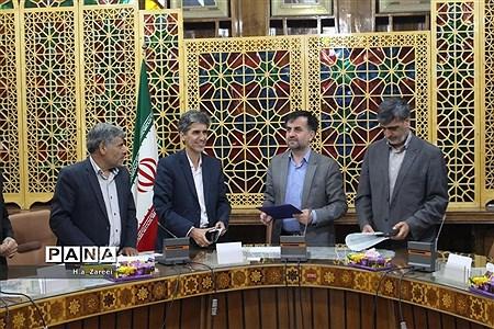جلسه شورای برنامه ریزی سازمان دانش آموزی اصفهان |