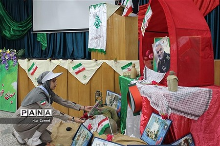 مانور یاوران انقلاب استان اصفهان |
