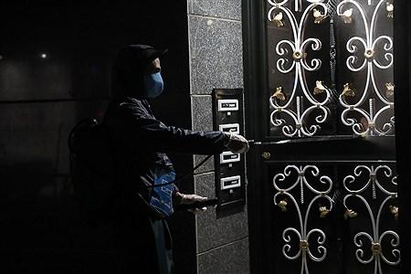 ضد عفونی کردن محله میدان رسالت تهران   Bahman Sadeghi