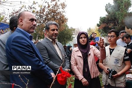 اولین جشنواره دستاوردهای کانونهای فرهنگی تربیتی در شهرری |