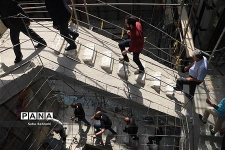 بازدید اعضای کانون مهندسین شهرقدس از پروژه درحال ساخت بیمارستان ۱۶۰ تختخوابی |