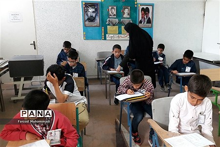 برگزاری جشنواره کتابخوانی دانایی، توانایی در چهاردانگه |