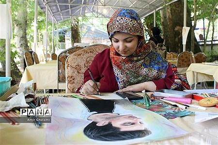 سی و هفتمین جشنواره فرهنگی و هنری دختران سراسر کشور |