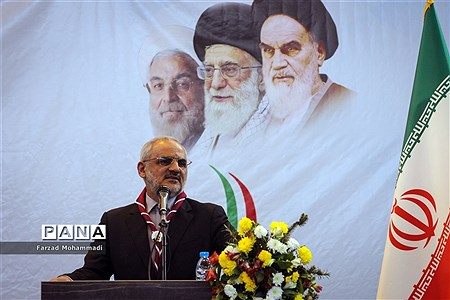 مانور یاوران انقلاب تشکل پیشتازان در اسلامشهر |