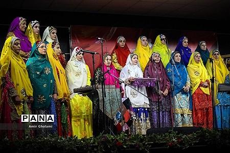 هشتمین جشنواره کرال فرهنگیان |