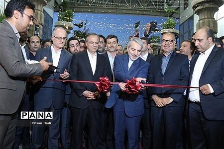 افتتاح نمایشگاه بینالمللی گل و گیاه مشهد |