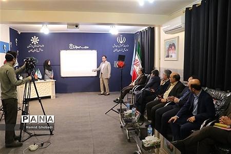 افتتاح نخستین استودیو آموزشهای مجازی دانشآموزی کشور در مشهد |