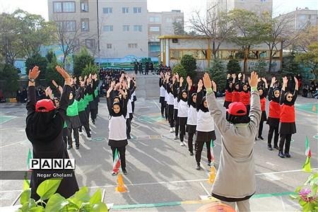 المپیاد ورزشی درون مدرسهای |