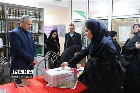 انتخابات مجلس دانشآموزی ناحیه 6 مشهد |