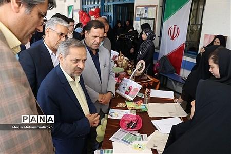 آیین افتتاحیه پایگاههای اوقات فراغت دانشآموزان خراسان رضوی |