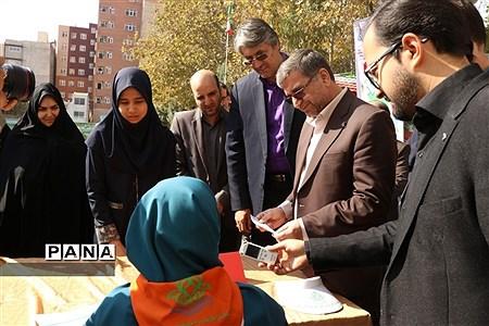 آیین نمادین بیست و دومین دوره انتخابات شوراهای دانشآموزی خراسان رضوی |
