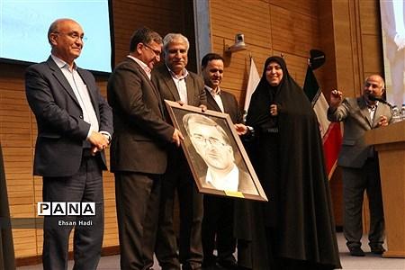آیین تجلیل از معلمان منتخب شهرستان مشهد |