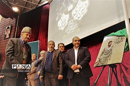 برگزاری سومین سالگرد و بزرگداشت شهیدان حریری و جهانی |