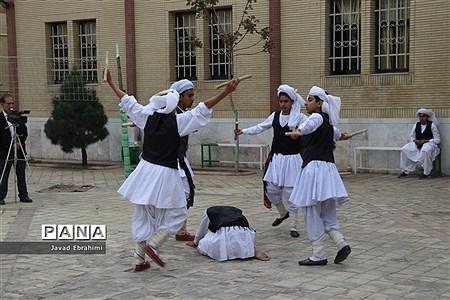 جشنواره فرهنگی هنری دانشآموزان پسرخراسان رضوی |