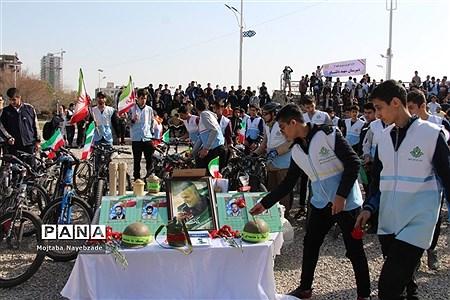 جشن یاوران انقلاب در ناحیه 3 آموزش و پرورش مشهد |