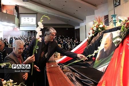 همایش بزرگ یاوران انقلاب در ناحیه 7 آموزش و پرورش مشهد مقدس |