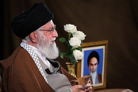 سخنرانی نوروزی رهبر انقلاب اسلامی خطاب به ملت ایران | khamenei.ir