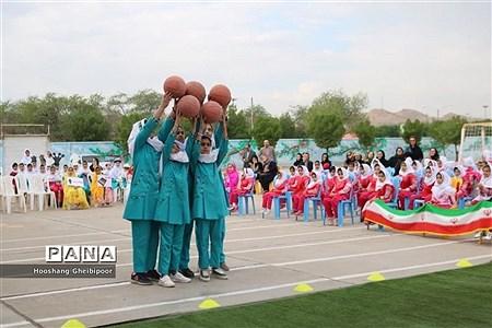 افتتاحیه المپیاد ورزشی درون مدرسهای ناحیه 2 اهواز |